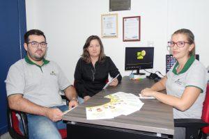 Thyago Vieira Klipe, Leonor Venson de Souza e Elena Losi